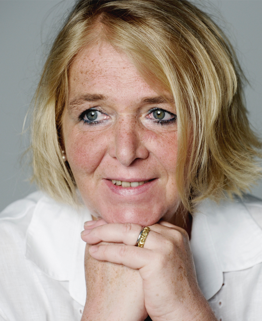 Portrait Kirsten Schönenborn